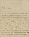 James Otto Ricketts to James Ricketts, June 24, 1806