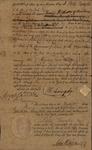 Philip Livingston to James Ricketts, January 19, 1804