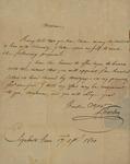 Chardon to Susan Ursin Niemcewicz, April 17, 1810
