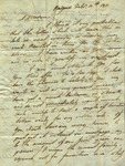 Henry Gahn to Susan Ursin Niemcewicz, February 15, 1811
