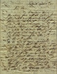 Henry Gahn to Susan Ursin Niemcewicz, April 15, 1811 by Henry Gahn