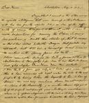 Thomas Grimke to Peter Kean, May 18, 1811