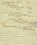 Christine Biddle to Susan Ursin Niemcewicz, July 26, 1811 by Christine Biddle