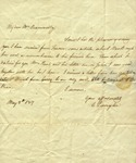 Cornelia Livingston to Susan Ursin Niemcewicz, May 8, 1817 by Cornelia Livingston