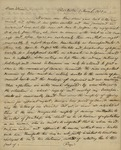 Thomas S. Grimke to Peter Kean, March 9, 1813
