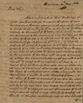 Richard Duncan to Peter Kean, May 11, 1813 by Richard Duncan