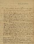 Peter Kean and Sarah Kean to Isaac Cooper, June 3, 1813 by Peter Philip James Kean and Sarah Sabina Kean