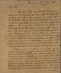 Richard Duncan to Peter Kean, December 4, 1813 by Peter Philip James Kean