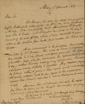 John V. Henry to Peter Kean, December 9, 1813