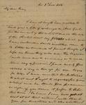 Richard Habersham to Peter Kean, June 2, 1815