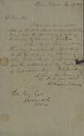 John Habersham to Peter Kean, February 27, 1817 by John Habersham