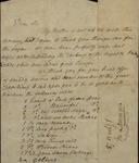 Sarah Sabina Kean to Peter Lanman on behalf of Susan Ursin Niemcewicz, March 19, 1817