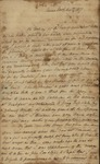 Sarah Sabina Kean to John Cox Morris, Novemer 24, 1817 by Sarah Sabina Kean