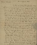 Richard W. Habersham to Peter Kean, April 10, 1818