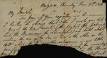 Unknown Person to Peter Kean, June 4, 1818