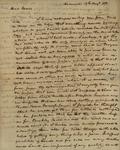 Richard W. Habersham to Peter Kean, August 19, 1818