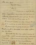 Thomas Biddle to Peter Kean, November 28, 1818