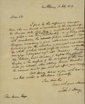 John V. Henry to Peter Kean, July 13, 1819 by John V. Henry