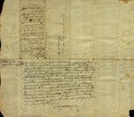 Jonathan D. Skinner and Rebecka Skinner with Phebe Baldwin, December 26, 1813