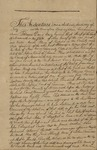 David Craig with Aaron Pitney, July 24, 1811 by David Craig