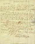 Peter Van Brugh Livingston to Susan Ursin Niemcewicz, March 18, 1820