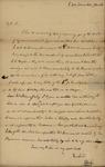 Thomas Slater to General Jacob Morris, October 3, 1828