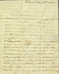 Christine Biddle  to Susan Ursin Niemcewicz, May 28, 1821
