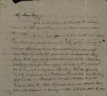 Peter Kean to John Kean, April 15, 182? by Peter Philip James Kean