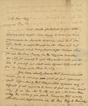 Peter Kean to John Kean, December 12, 182? by Peter Philip James Kean