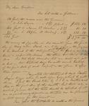 Looe Baker to Sarah Sabina Kean, 1828 or 1829 by Looe Baker