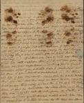 Sarah Sabina Kean to Susan Ursin Niemcewicz, August 15, 1820