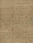 Sarah Sabina Kean and John Cox Morris to Susan Ursin Niemcewicz, September 14, 1820