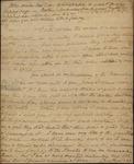 Sarah Sabina Kean to John Cox Morris, December 28, 1820