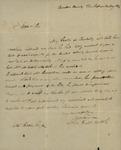 John H. McIntosh to Peter Kean, May 10, 1823