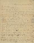 James M. Wayne to Peter Kean, January 26, 1826