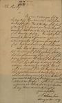 J. Winne Jan to Peter Kean, March 10, 1827
