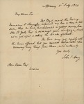 John V. Henry to Peter Kean, July 5, 1828