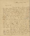 John V. Henry to Peter Kean, June 14, 1828 by John V. Henry