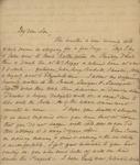 Sarah Sabina Kean to John Kean, February 5, 1829 by Sarah Sabina Kean