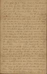 Sarah Sabina Kean with Abner Parcells, Februry 16, 1829