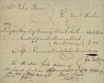 Daniel Bache to John Kean, May 18, 1829