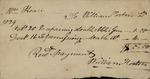 William Horton to Sarah Sabina Kean, December 16, 1829 by William Horton