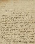John Kean to Susan Ursin Niemceewicz, December, 1829