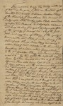 Mahlon Pitney and Caroline Pitney to Dalrymple Family, December 29, 1820