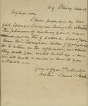 Sarah Sabina Baker to John Kean, 183? by Sarah Sabina Baker