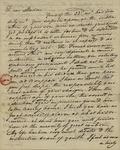 Isaac V. Brown to Sarah Sabina Kean, March 26, 1830 by Isaac V. Brown