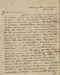 James M. Wayne to Sarah Sabina Kean, April 8, 1830 by James M. Wayne