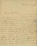 Emma Pyne to Sarah Sabina Kean, April 8, 1830 by Emma L. Pyne