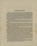 William R. Palmer to Sarah Sabina Kean, April 26, 1830