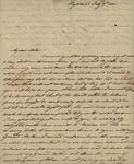 John Kean to Sarah Sabina Kean, July 19, 1830